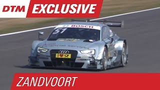 DTM - Zandvoort2015 Free Practice Full Session
