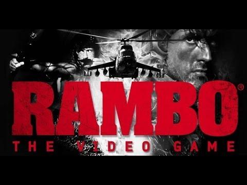 rambo pc gameplay