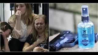 Liberal Tears Gun Oil and Liberal Penetrator Gun cleaner Hits Store Shelves!!!