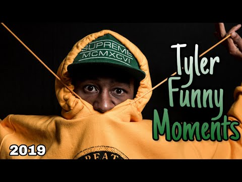 Tyler, The Creator BestFunny Moments (2019)