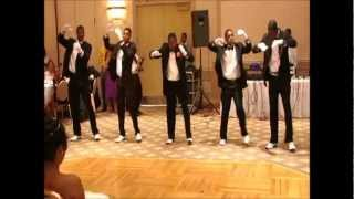 Best Father Groom Temptations Dance Ever