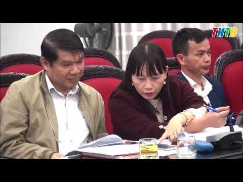 Thành ủy giao ban công tác tháng 12