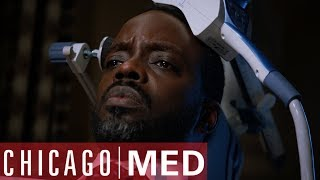Doctor With Aspergers Sees Emotions For The First Time | Chicago Med
