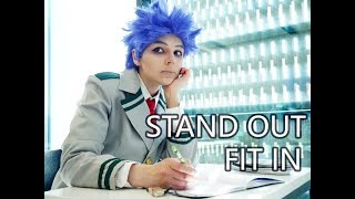 """""""Stand Out Fit In"""" - A My Hero Academia CMV"""
