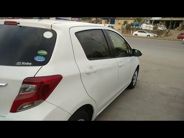 Toyota Vitz F 1.0 2016 for Sale in Rawalpindi