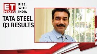 Gaurang Shah of Geojit Financial speaks on Tata Steel