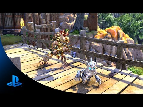Knack™ Game | PS4 - PlayStation