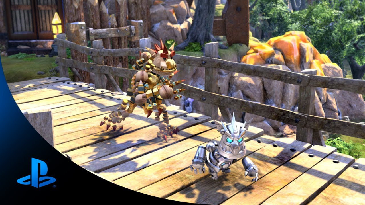 More Ways to Play Knack: Co-op Mode, Mobile App Detailed