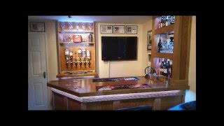 Home Bar Build