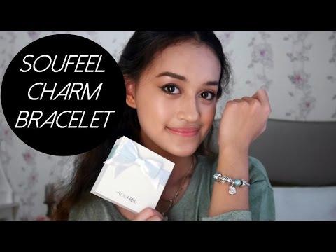 SOUFEEL Charm Bracelet Review | Nadya Aqilla