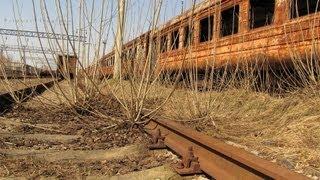 Путешествие по Припяти #1. Янов / Trip in Pripyat #1. Yanov