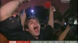 Obama wins - world reacts