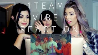 1TEAM   VIBE(습관적) MV DEBUT | REACTION | WE'RE OBSESSED