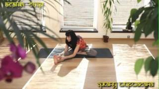 Йога-комплексы - асаны сидя