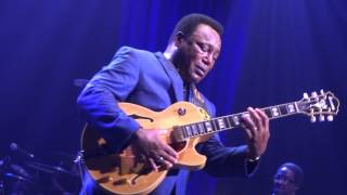 George Benson - Don't Know Why - Live Glasgow 2014