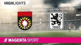 SG Sonnenhof Großaspach - 1860 München | Spieltag 32, 18/19 | MAGENTA SPORT