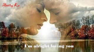 AIR SUPPLY ❤ LOVE AND OTHER BRUISES (Lyrics)