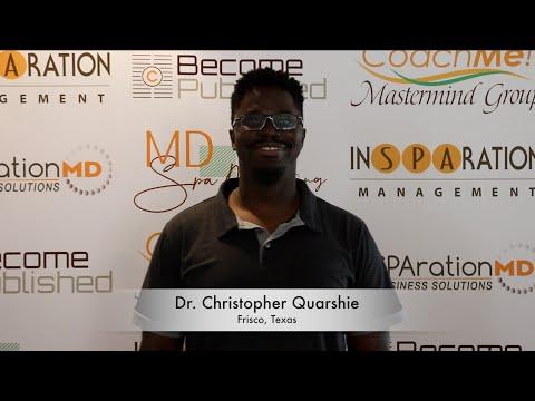 Dr. Christopher Quarshie - Frisco, TX