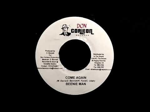 Come Again — Beenie Man | Last fm