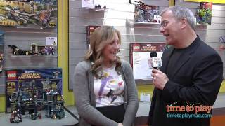 2012 Toy Fair Sneak Peek | Lego | Star Wars | Batman | Lord of the Rings | Ninjago