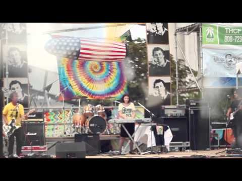 Death By Stars LIVE at Hempfest 2013