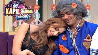 The Kapil Sharma Show Iulia Vantur Fun Moments With Dr Mashoor Gulati