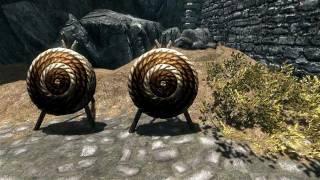 Skyrim Archery Tweak: More Realistic Aiming