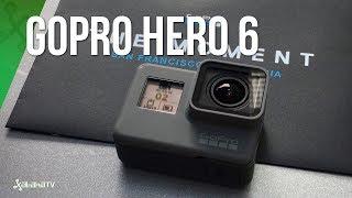 GoPro Hero 6, primeras impresiones
