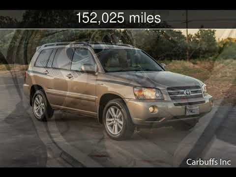 Video of '06 Highlander - QKV0