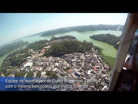 Diário usou o mesmo helicóptero do acidente do Boechat