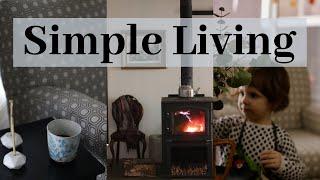SIMPLE LIVING Daily Rhythm | Hygge Home