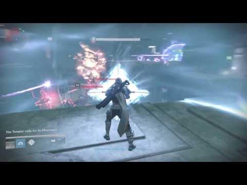 Destiny Templar fight advanced relic holder strategy