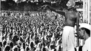 Mahatma Gandhi - Nonviolence