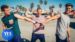 Handcuffing our Roommates for 24 Hours!! (Friendship Experiment)