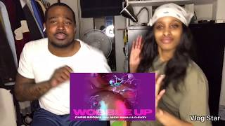 Chris Brown   Wobble Up (Audio) Ft. Nicki Minaj, G Eazy (Reaction)