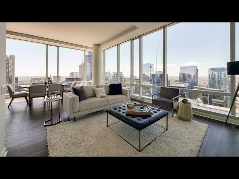 A 3-bedroom, 3-bath penthouse 01 at the Loop's lavish OneEleven tower