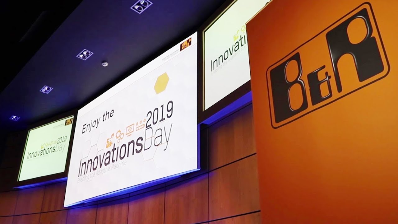 B&R Industrial Automation: UK & Ireland Innovation Day 2019