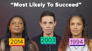 What Happens After You're Voted Most Likely To Succeed