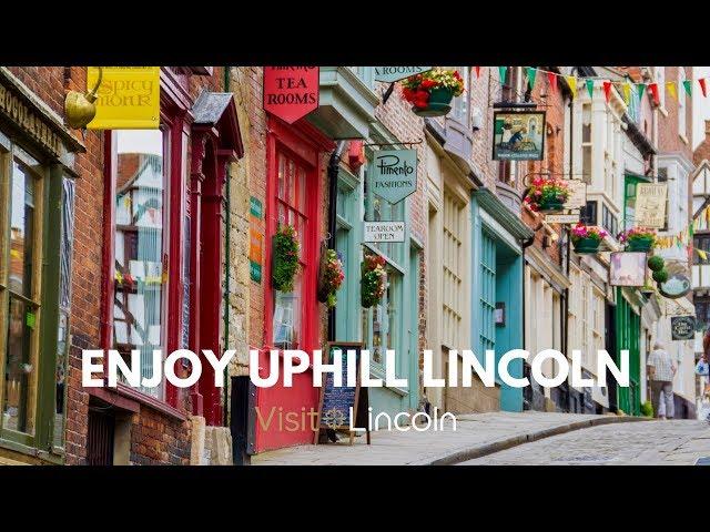 Enjoy Uphill Lincoln 2018
