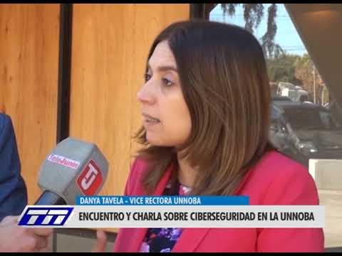 ENCUENTRO Y CHARLA SOBRE CIBERSEGURIDAD