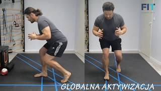 Globalna aktywacja nóg w staniu – AKT005