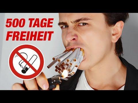 Ich will die Räte Rauchen aufgeben