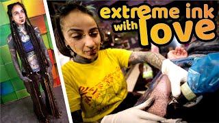 Female Tattoo Artist Journey // Best Women INK Docu Ever
