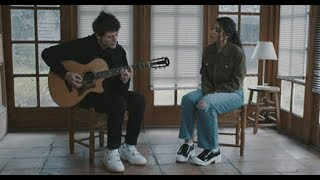 Alec Benjamin   Let Me Down Slowly (feat. Alessia Cara) [Acoustic Video]