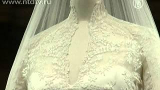 Свадебные платья, Свадебное платье Кейт Миддлтон
