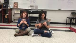 Jennifer (11) and Sarah (10): Broken Record by Tessa Violet