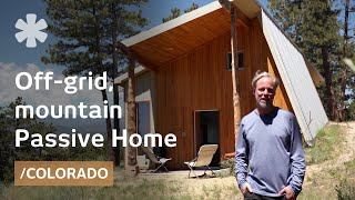 Download Youtube: Designer builds efficient off-grid Passive House in Colorado