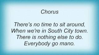 Donnas - Let's Go Mano! Lyrics