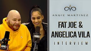Fat Joe Praises New Artist Angelica Vila, Talks Tekashi 6ix9ine & Bobby Shmurda