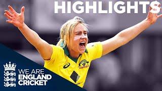 England Women v Australia Women 1st Royal London ODI Highlights | The Women's Ashes 2019